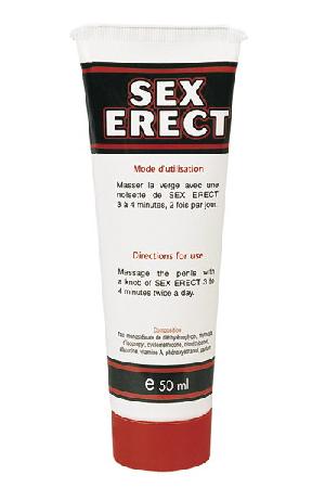 Sex erect krema