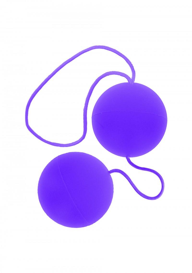 Funky love balls lila