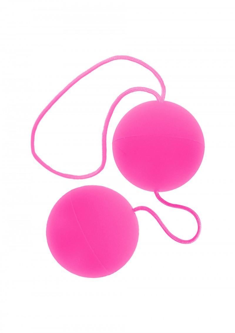 Funky love balls violet
