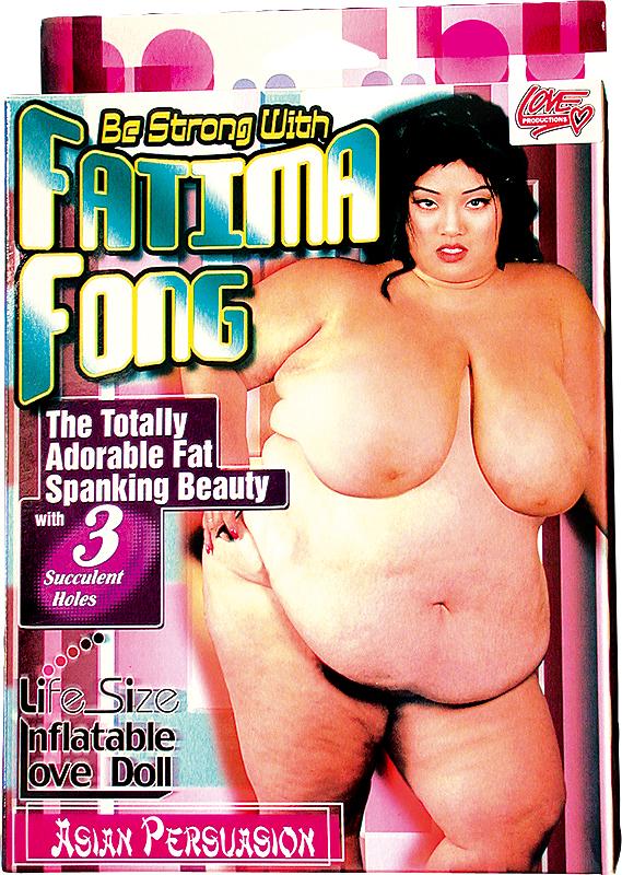 Fatima Fong lutka