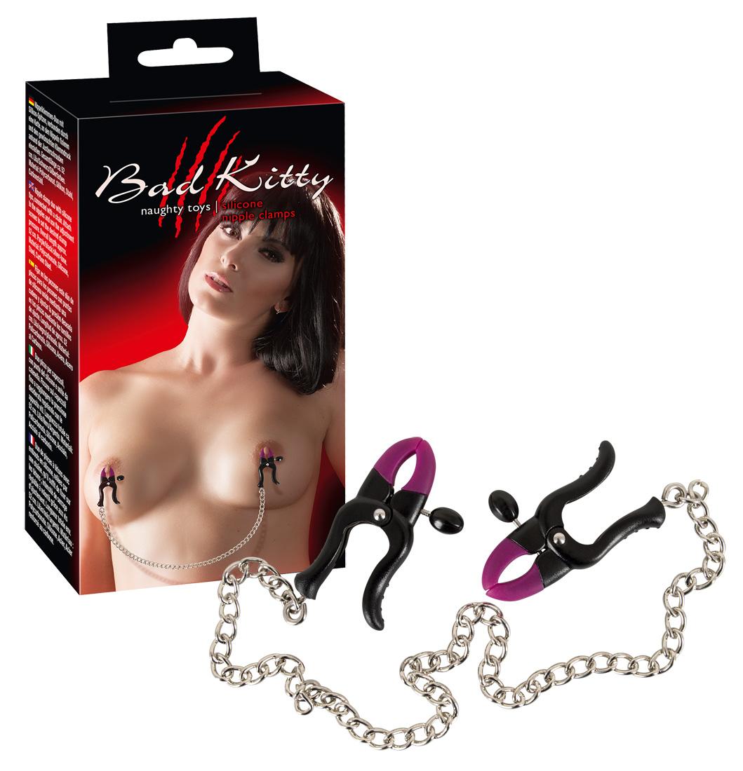 Bad Kitty nipple clamps