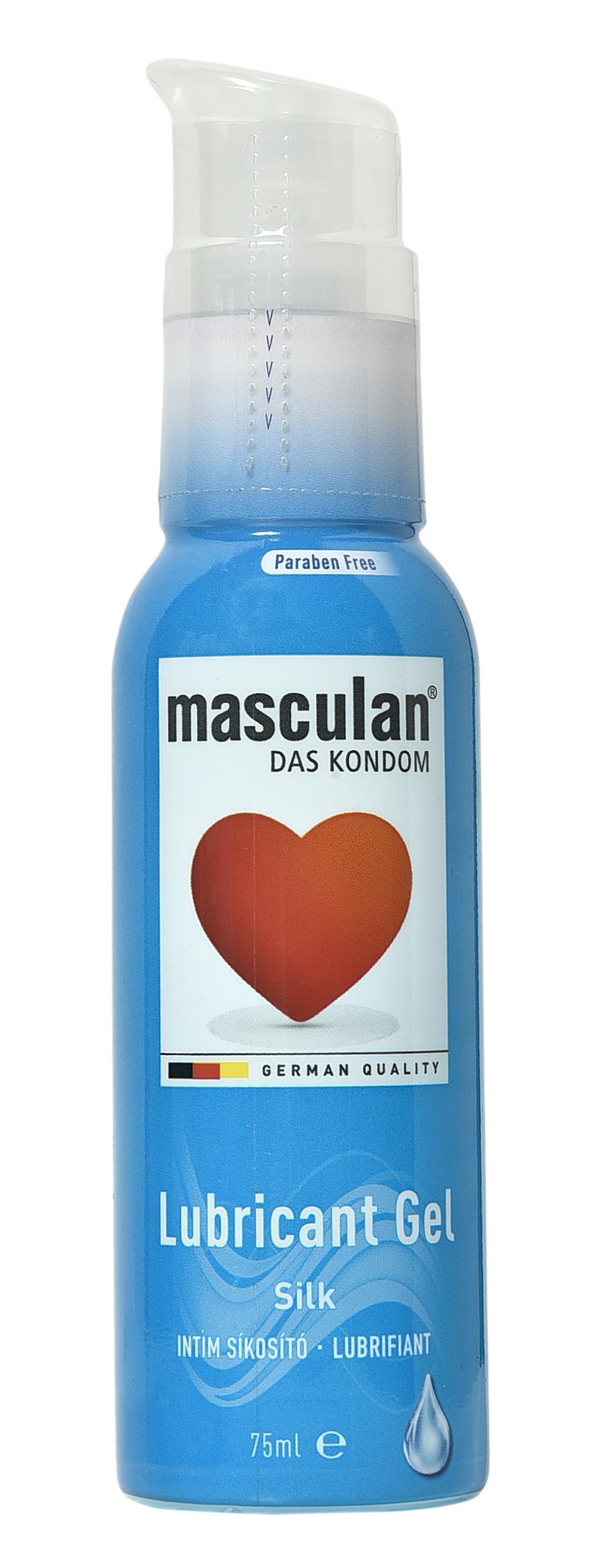 Masculan silk 75ml