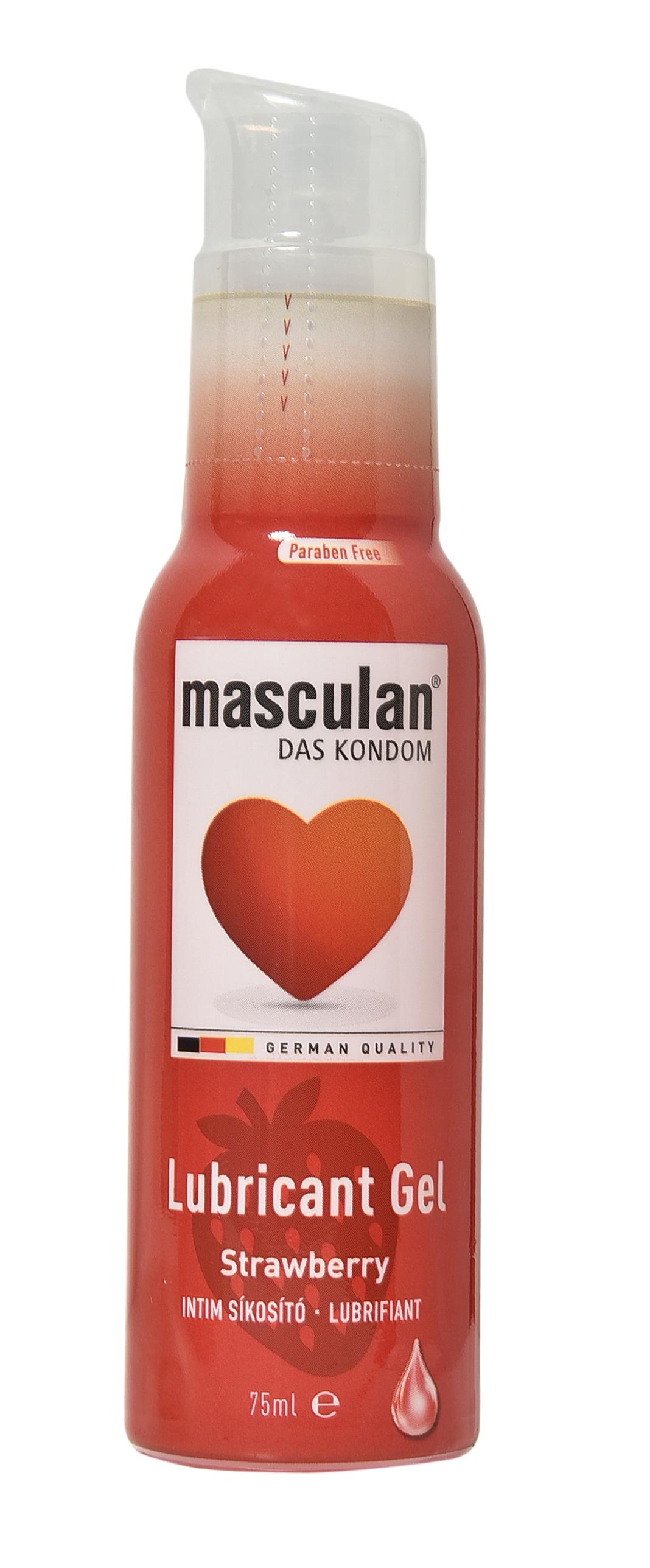 Masculan jagoda 75ml