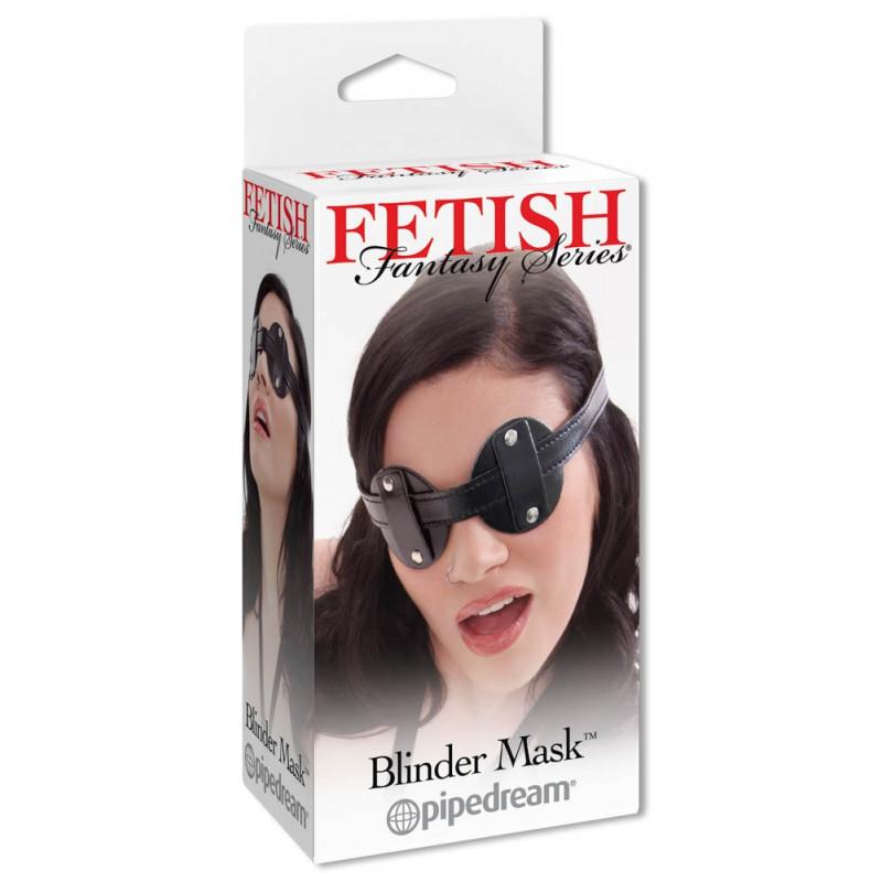 Blinder mask