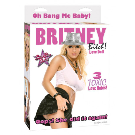 Britney Bitch doll