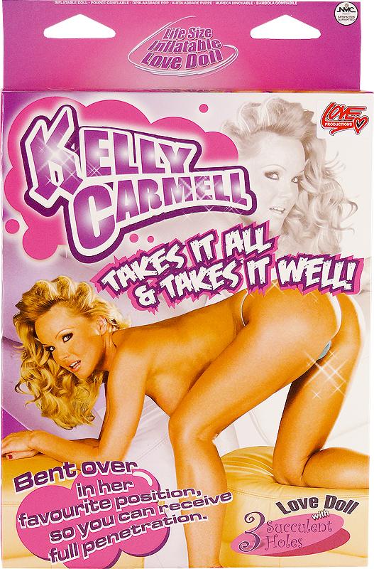 Kelly Carmel lutka