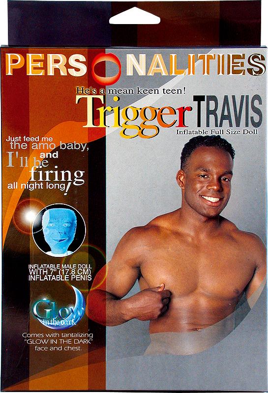 Trigger Travis lutka