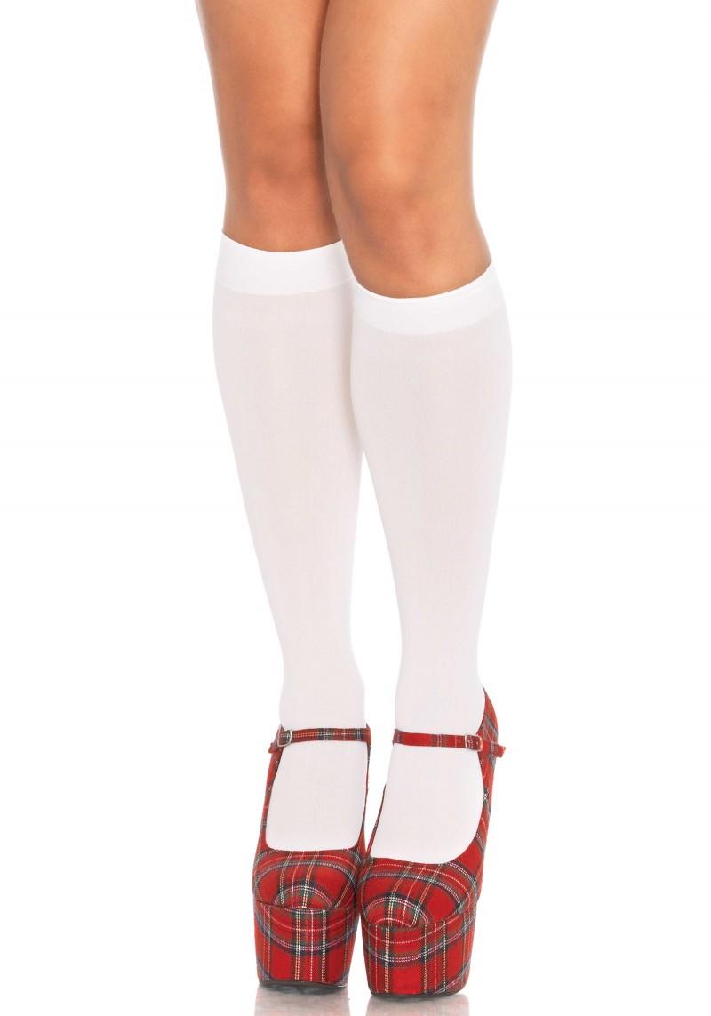 Nylon knee high