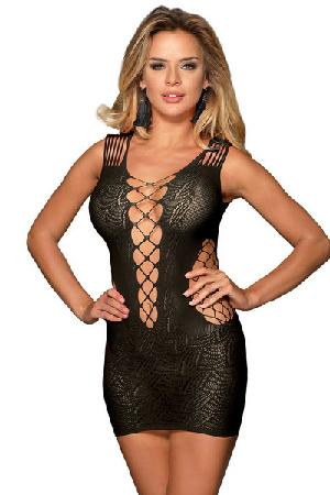 Audrey dress black