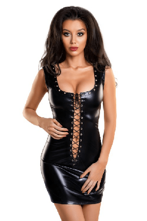 Michelle Wetlook dress