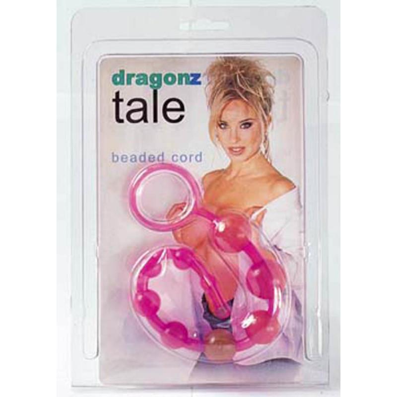 Dragon tale pink