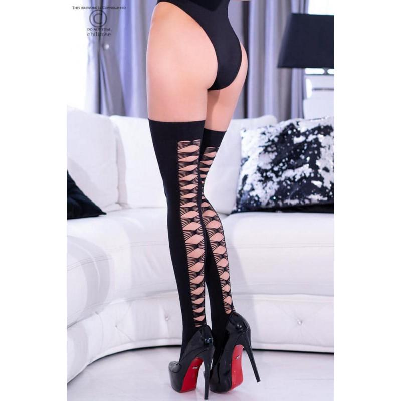 Stockings CR4316 black
