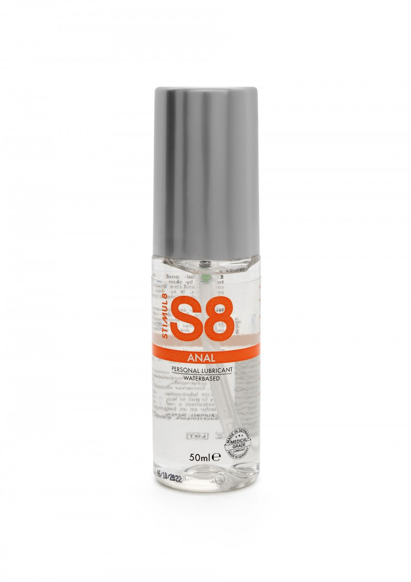 S8 anal lube 50ml