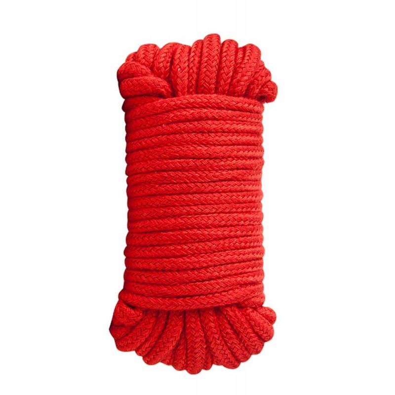 Guilty bondage rope